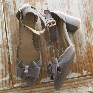 Women's block Heel Shoes